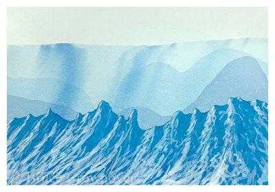 Bruce Crownover - 'Postcard 034'