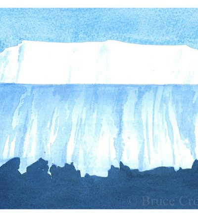 Bruce Crownover - 'Postcard 037'