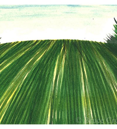 Bruce Crownover - 'Postcard 038'