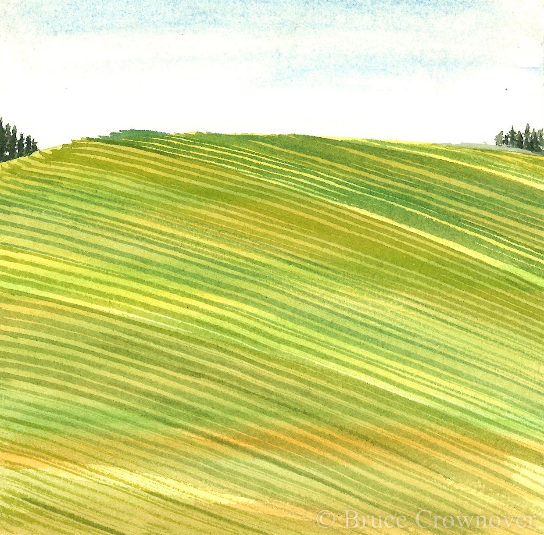 Bruce Crownover - 'Postcard 040'