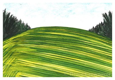 Bruce Crownover - 'Postcard 041'