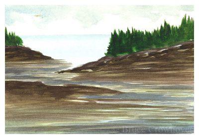 Bruce Crownover - 'Postcard 042'
