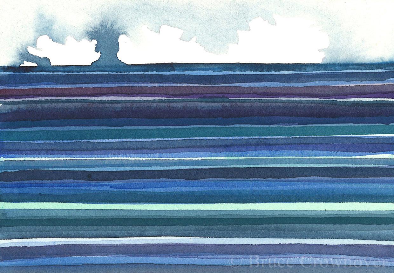 Bruce Crownover - 'Postcard 044'