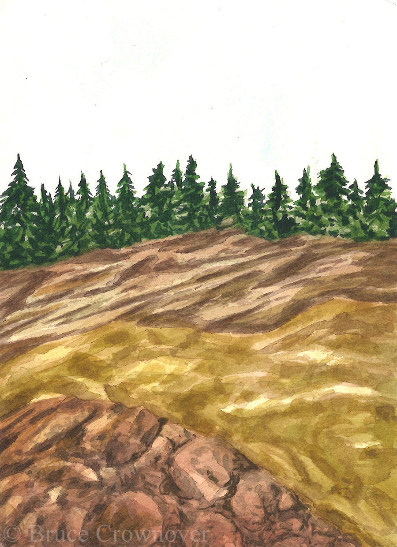 Bruce Crownover - 'Postcard 047'