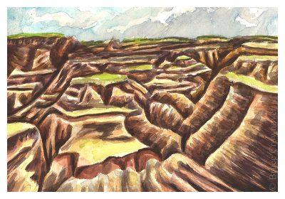 Bruce Crownover - 'Postcard 053'
