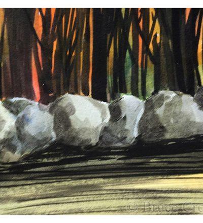 Bruce Crownover - 'Postcard 054'
