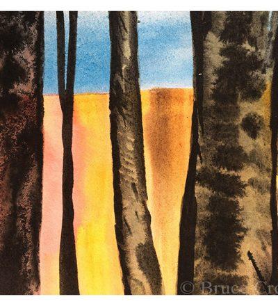 Bruce Crownover - 'Postcard 055'