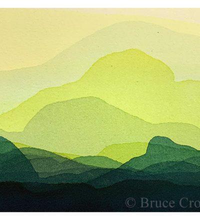 Bruce Crownover - Postcard 065