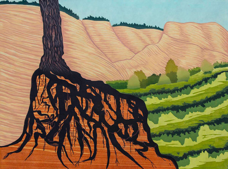 Bruce Crownover - 'Sentinel II'