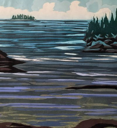 Bruce Crownover - 'Maine Coast'